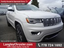 New 2017 Jeep Grand Cherokee Overland for sale in Surrey, BC