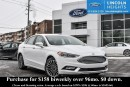 Used 2017 Ford Fusion SE ECOBOOST AWD - LEATHER - BLUETOOTH - HEATED FRONT SEATS - MOONROOF - REVERSE CAMERA/SENSING SYSTEM - NAV for sale in Ottawa, ON