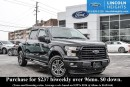 Used 2015 Ford F-150 XLT CREW 4x4  5.5 BOX - BLUETOOTH - REAR VIEW CAMERA - REVERSE SENSING SYSTEM - REMOTE START SYSTEM - for sale in Ottawa, ON