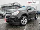 Used 2014 Chevrolet Equinox LS FWD/LOCAL TRADE for sale in Ottawa, ON