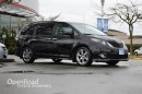 Used 2014 Toyota Sienna Leather Interior, Power Driver Seat, Bluetooth, Back Up Cam, Sunroof for sale in Richmond, BC