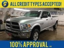 Used 2016 Dodge Ram 2500 Outdoorsman*CrewCab*4WD*6.7L Cummins Turbo Diesel*Diesel* for sale in Cambridge, ON