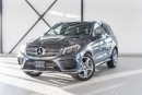 Used 2016 Mercedes-Benz GLE350d 4MATIC for sale in Langley, BC