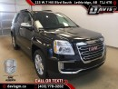 New 2017 GMC Terrain SLT-Heated Leather, Sunroof, navigation, Driver Alert Package for sale in Lethbridge, AB