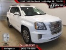 New 2017 GMC Terrain Denali-Heated Leather, Navigation, Power Sunroof for sale in Lethbridge, AB