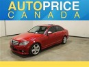 Used 2009 Mercedes-Benz C-Class 4MATIC MOONROOF LEATHER XENON for sale in Mississauga, ON