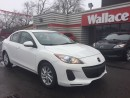 Used 2012 Mazda MAZDA3 i Touring 4-Door Bluetooth for sale in Ottawa, ON