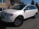 Used 2008 Ford Edge Limited for sale in Caledon, ON