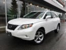 Used 2010 Lexus RX 350 Local,service history for sale in Surrey, BC