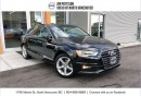 Used 2015 Audi A3 1.8T Komfort for sale in North Vancouver, BC