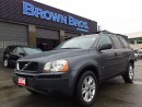 Used 2006 Volvo XC90 2.5L 7 PASS, LTHR, MOONROOF, WOW for sale in Surrey, BC