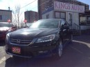 Used 2013 Honda Accord TOURING, NAVI, SUNROOF, BACK-UP CAM, LEATHER for sale in Scarborough, ON
