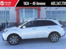 Used 2013 Acura MDX for sale in Red Deer, AB