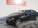 Used 2013 Mercedes-Benz C-Class C350, 4MATIC, AWD, NAVI, LEATHER, SUNROOF for sale in Edmonton, AB