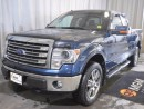 Used 2014 Ford F-150 Lariat 4x4 SuperCab 6.5 ft. box 145 in. WB for sale in Red Deer, AB