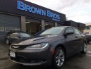 Used 2015 Chrysler 200 S for sale in Surrey, BC