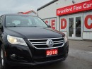 Used 2010 Volkswagen Tiguan 2.0 TSI Trendline 4dr All-wheel Drive 4MOTION for sale in Brantford, ON