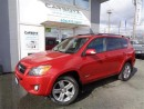 Used 2009 Toyota RAV4 Sport 4WD, Leather, Sunroof, No Accidents!! for sale in Langley, BC