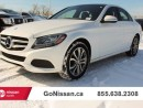 Used 2015 Mercedes-Benz C-Class C300 4MATIC for sale in Edmonton, AB