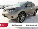 Used 2009 Nissan Murano LE All-wheel Drive for sale in Edmonton, AB