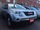 Used 2010 GMC Acadia 8 Passengers NoAccidents Power Opt Well Maintained for sale in Scarborough, ON