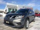 Used 2015 Nissan Rogue S for sale in Timmins, ON