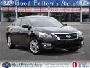 Used 2013 Nissan Altima SL MODEL, LEATHER, SUNROOF, CAMERA for sale in North York, ON