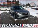 Used 2014 Mazda CX-5 AWD+BlueTooth+Touch Screen+Traction Control+Alloys for sale in London, ON