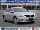Used 2013 Nissan Altima SL MODEL, LEATHER, SUNROOF, NAV, CAMERA, TECH PKG for sale in North York, ON