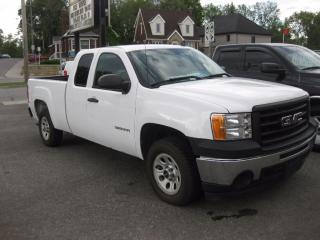 Used 2010 GMC Sierra 1500 WT 2WD Ext Cab AC 6cyl. for sale in Ottawa, ON
