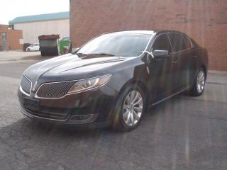 Used 2014 Lincoln MKS AWD,NAVI,BACK for sale in Mississauga, ON
