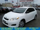 Used 2013 Toyota Matrix Prl White All Power/Bluetooth&GPS* for sale in Mississauga, ON