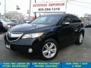 Used 2013 Acura RDX AWD Tech Package Navigation/Camera/Sunroof for sale in Mississauga, ON