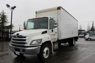 Used 2014 Hino 338 for sale in Langley, BC