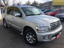 Used 2007 Infiniti QX56 8-pass for sale in Scarborough, ON
