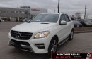 Used 2012 Mercedes-Benz ML-Class ML 350 4MATIC |Navi| Roof|Camera| for sale in Scarborough, ON