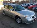 Used 2006 Chevrolet Malibu LT/LOADED/ALLOYS/1 OWNER for sale in Scarborough, ON