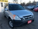 Used 2003 Honda CR-V EX for sale in Scarborough, ON