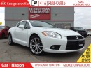 Used 2012 Mitsubishi Eclipse GT-P | NAVI | SUNROOF | LEATHER |ONLY 69,552KMS for sale in Georgetown, ON