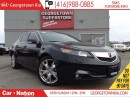 Used 2012 Acura TL Elite | SUNROOF | AWD | NAVI | CLEAN CARPROOF | for sale in Georgetown, ON