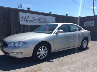Used 2006 Buick Allure CXL SUNROOF for sale in Stittsville, ON