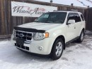 Used 2010 Ford Escape Limited for sale in Stittsville, ON