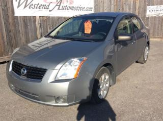 Used 2009 Nissan Sentra 2.0 for sale in Stittsville, ON