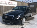 Used 2014 Cadillac ATS AWD   38892 KMS for sale in Stittsville, ON