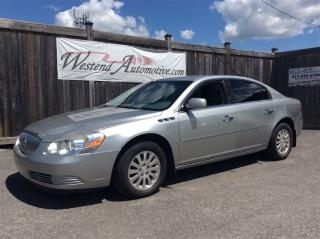 Used 2008 Buick Lucerne CX for sale in Stittsville, ON
