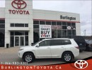 Used 2013 Toyota Highlander HYBRID EXTENDED WARRANTY for sale in Burlington, ON