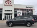 Used 2012 Toyota Highlander SPORT V6 LOADED for sale in Burlington, ON