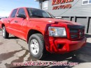 Used 2008 Dodge DAKOTA SXT CREW CAB 4WD for sale in Calgary, AB
