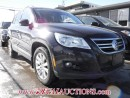 Used 2009 Volkswagen TIGUAN TRENDLINE 4D UTILITY 4MOTION for sale in Calgary, AB