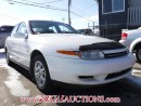 Used 2002 Saturn L-SERIES L200 4D SEDAN for sale in Calgary, AB
